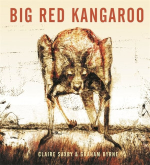 Big Red Kangaroo
