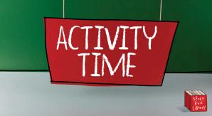 Lizzie Nonsense - Activity Time