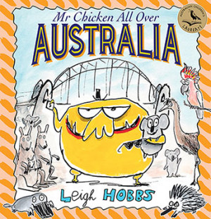 Mr Chicken All Over Australia